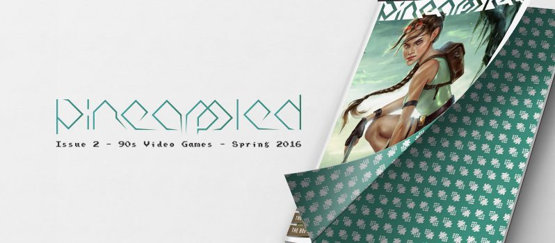 Issue 2 - 90s Video Games - Spring 2016